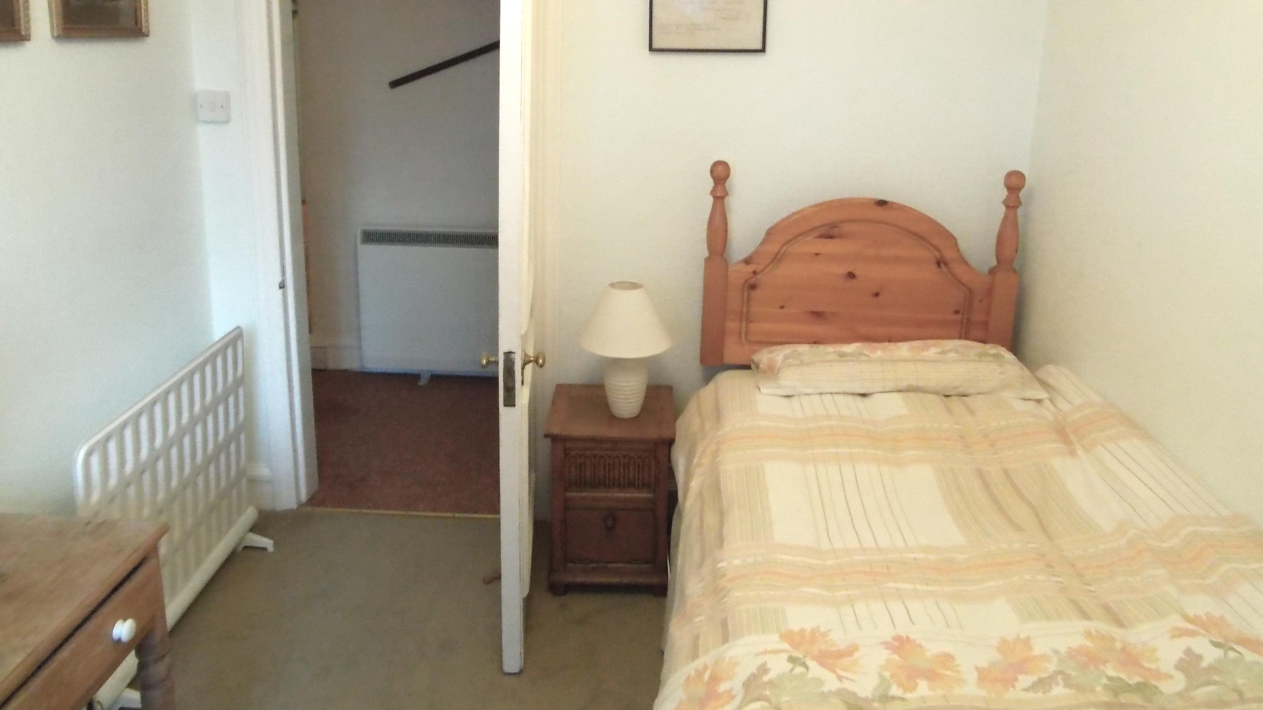 First Floor Single Bedroom